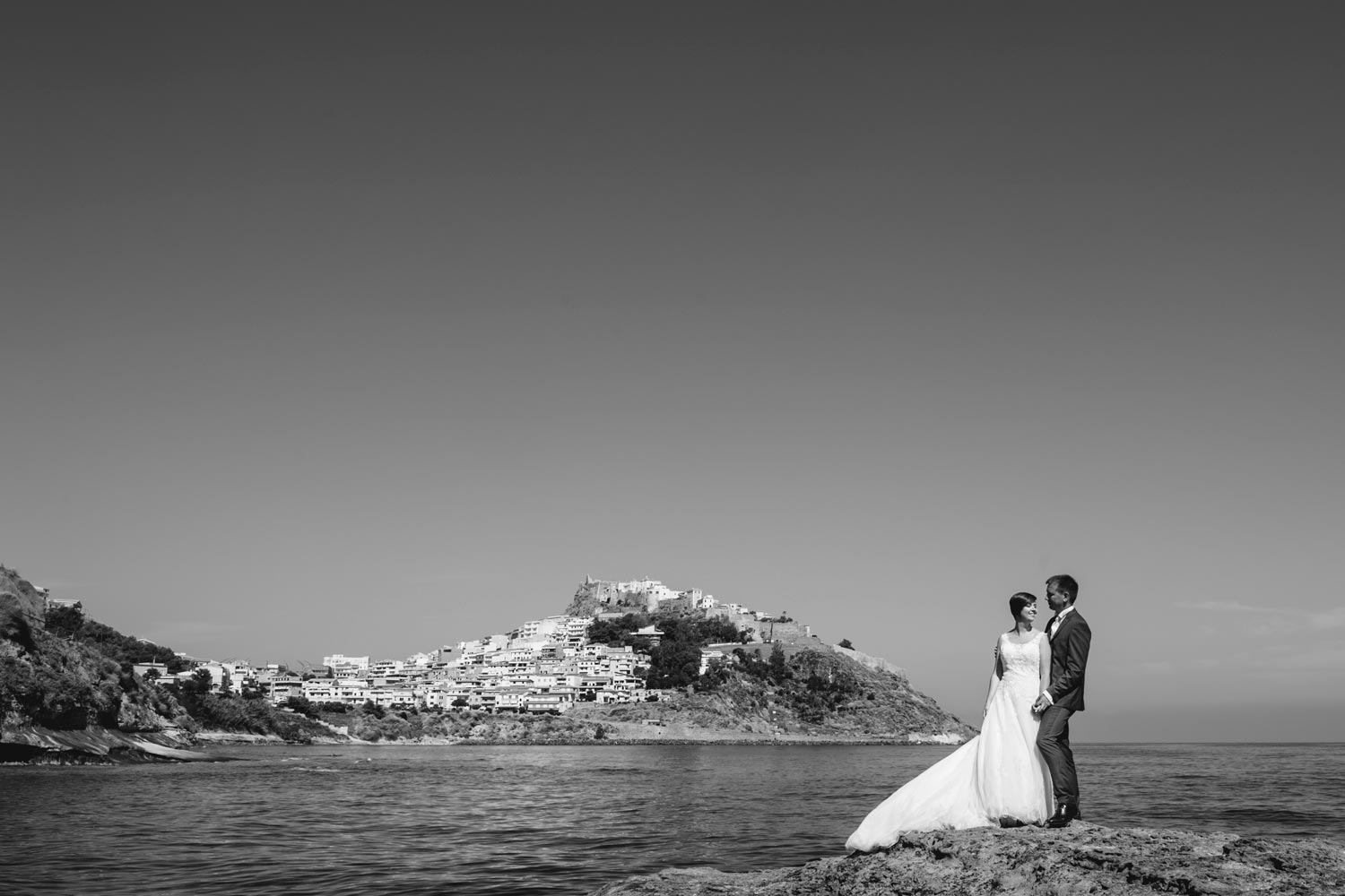 Castelsardo Wedding - Alberto Piroddi Photography